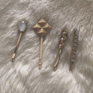 Hair pin set